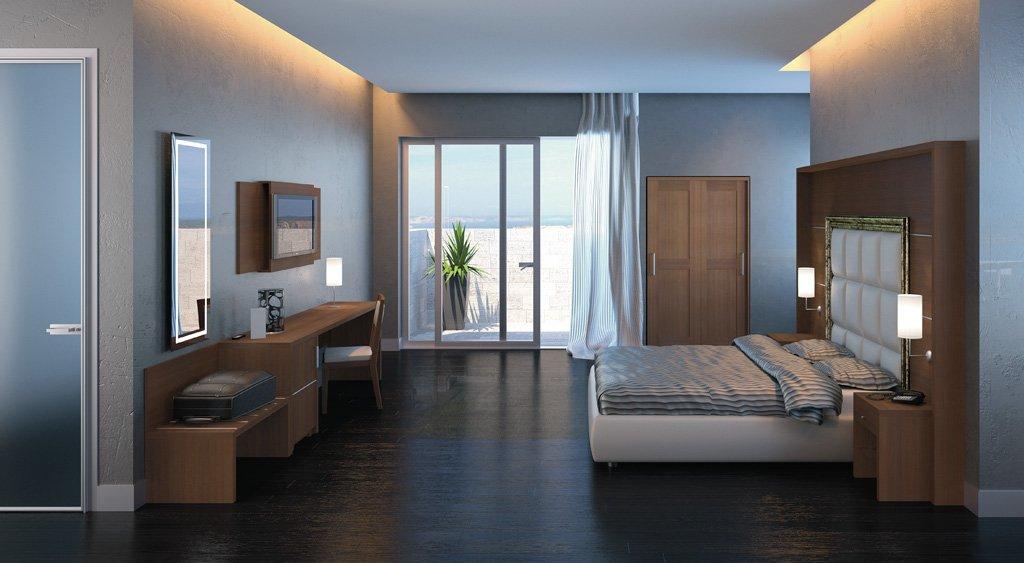 camera d'albergo